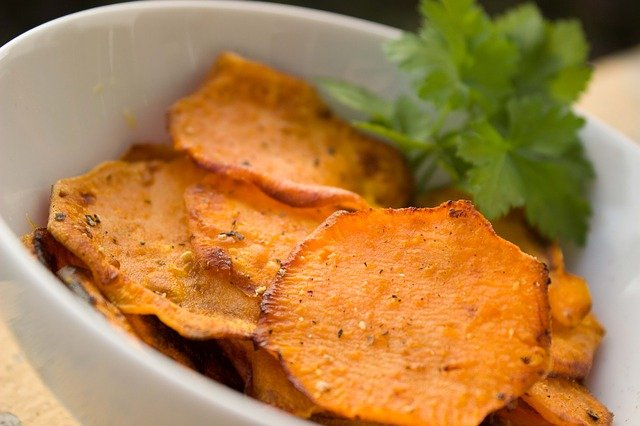 Potato Chips And A Mandoline